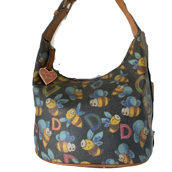 Dooney & Bourke Handbags - Dooney and Bourke Bumblebee Purse